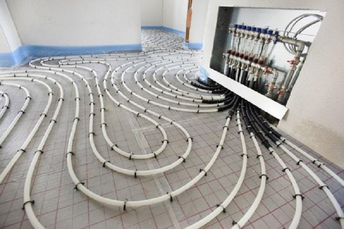 nowoczesne ogrzewanie podłogowe Kielce