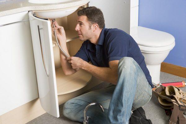 Elementy instalacji sanitarnych