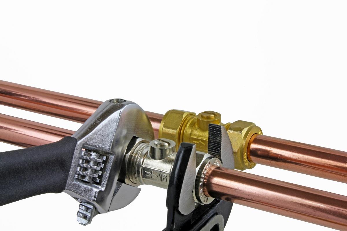 Sklep hydrauliczny ze specjalistycznym sprzętem i urządzeniami